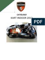 Cátalogo Kart Indoor 2012