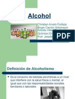 Alcohol C,A,B