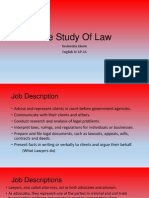 the study of law kg