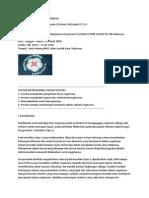 Hakikat Dan Urgensi Organisasi