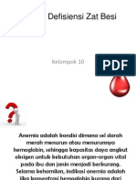 Ppt Anemia FE