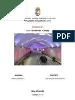 Cuestionario Tuneles Priscila Obaco