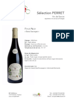 Pinot Noir Baies Sauvages