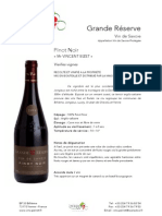 Pinot Noir Mr Vincent Bizet