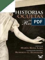 Historias Ocultas en La Recolet - Maria Rosa Lojo