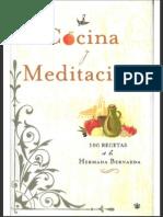 Maria Bernarda Seitz Cocina y meditación - 100 recetas de la Hermana Bernarda  0