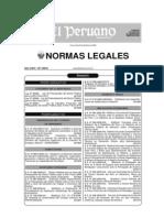 Ley 29465 - Ley de Ppto para el año 2010