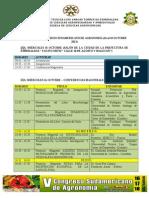 Programa Oficial