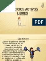 9 Ejercicios Activos Libres