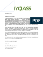 NYCLASS Animal Protection 2014