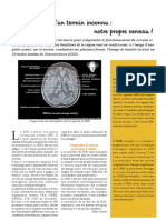 Article vulgarisation Neurosciences