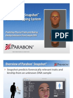 The Parabon Snapshot DNA Phenotyping System