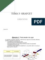 Tema5-Ejercicios de Grafcet