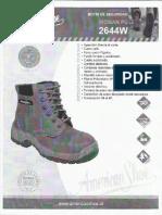 Zapato American Shoe Mujer Codigo 2644W