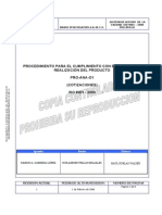 Pro-Ana-01 Realizacion Del Producto Cotizaciones