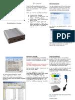Loudlink LLK A08 B08 A09 B09 Install Guide