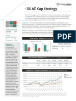 US All Cap Strategy-One Pager_Q4-2013