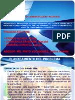 PROMOVER LA PRODUCCIÓN Y COMERCIALIZACIÓN DEL YACON
