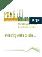 2009 05-28 Park 101-Gallery Excerpt
