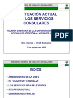 Alcances y beneficios de la Matricula Consular