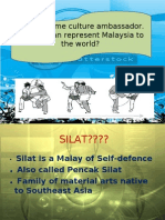 If We Become Culture Ambassador. How We Can Represent Malaysia