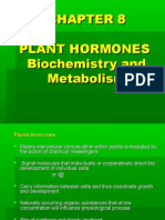 Chapter 8 - Plant Hormones