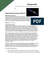 Lançamento satelites IIF