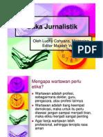 Kaidah Jurnalistik