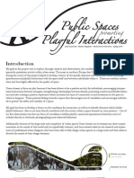 Public Spaces/Playful Interaction - Report
