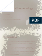 Periodontal Immunology
