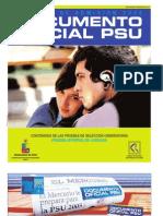 PSU proceso de admision 2006 Parte I
