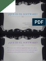 Que Es El Software