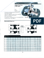 Catalogo Valvula Pbv Trunnion