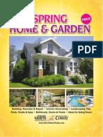 Home and Garden Spring 2014