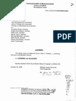 Suffolk Superior Court 63 Tremont Zoning Decision