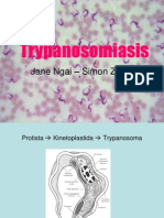 Trypanosomiasis Updated