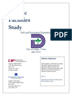 City Aquatics Masterplan