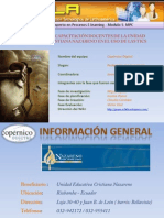 PROYECTO DE CAPACITACIÓN DOCENTES DE LA UNIDAD EDUCATIVA