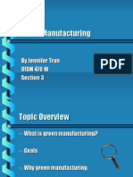 Green Manufacturing2 2