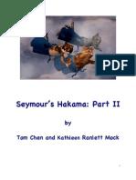 Seymour's Hakama Part II