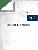 La conquête de l'Algérie, 1841-1857 - Rousset, Camille, 1821-1892