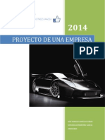 Proyecto de Una Empresa