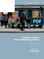 CRC - NI Peace Monitoring Report 2014