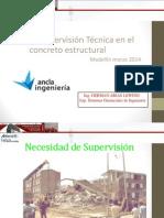 Supervision Tecnica 2014-1 La Supervision Como Herramienta Para Lograr La Calidad
