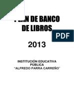 Banco de Libros Rosaspata 2013