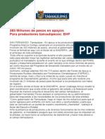 com0212, 170605 Canalizará Eugenio Hernández Flores el Programa Alianza Contigo.