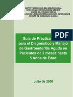 Guia Clinica Del Imss Gastroenteritis Aguda