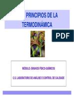 U.D.3 Principios de la termodinámica II