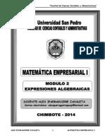 Modulo 2 Expresiones Algebraicas Ok 2012 (1)