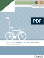 Active Transportation in Canada CA(2010)